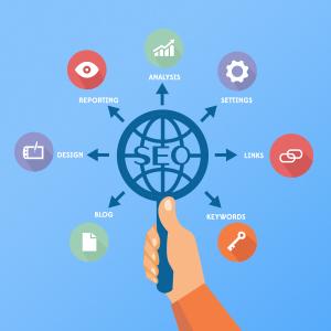 SEO services for a small business